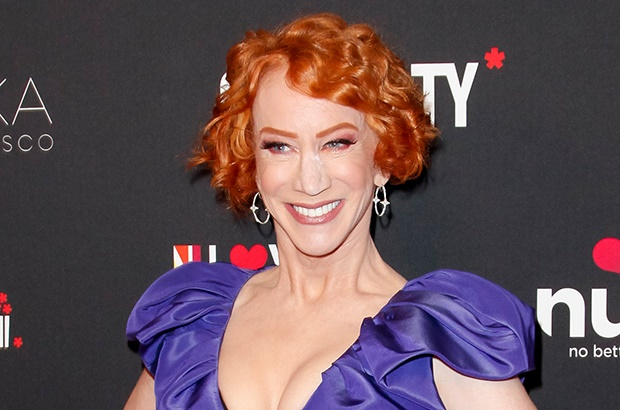 Kathy Griffin Claims She Can't Get Tested for COVID-19