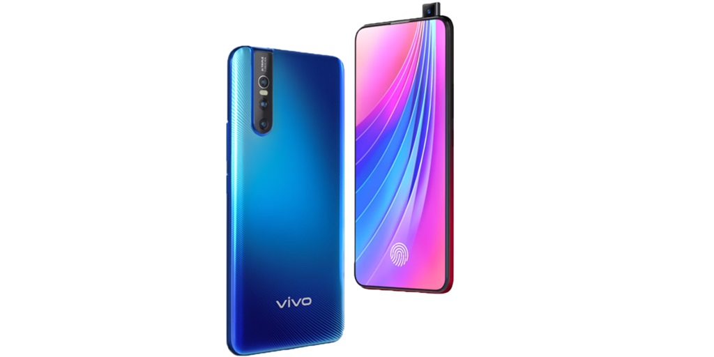 Vivo upgrades its cool pop-up selfie camera with massive number of megapixels