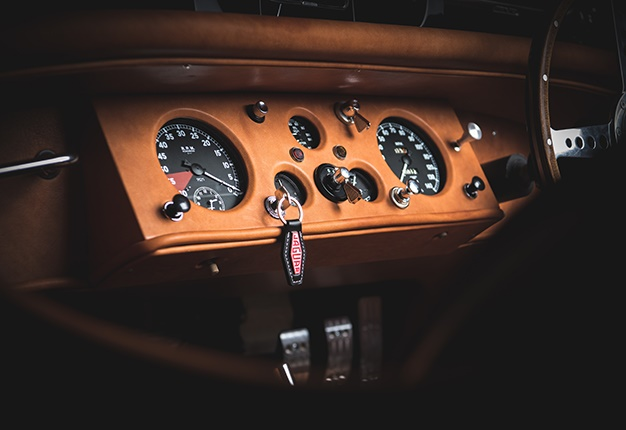 jaguar dash