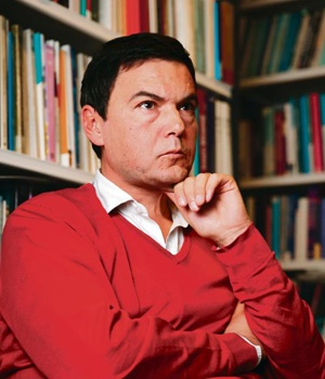 Thomas Piketty. Picture: Getty Images