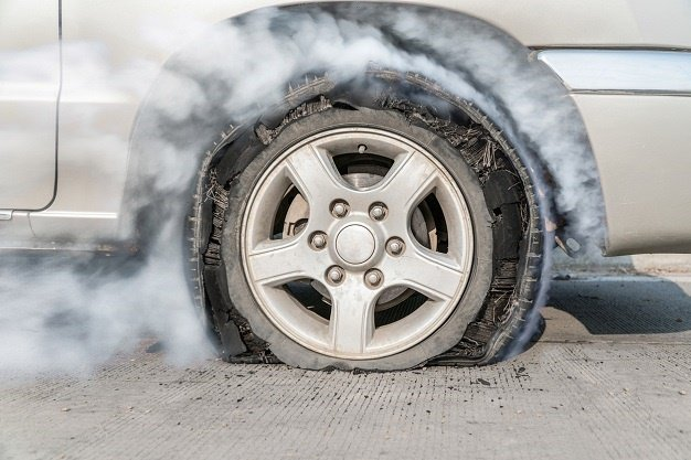 Tyre burst? 5 ways your car can seriously - and dangerously - let