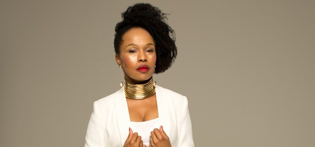 Sindi Dlathu in The River. (Photo supplied)
