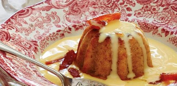 recipe, pudding, fruit