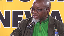 WATCH: Gwede Mantashe on the state of the ANC