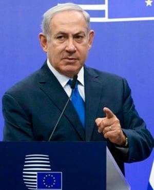 Israeli Prime Minister Benjamin Netanyahu. (Virginia Mayo, AP, File)