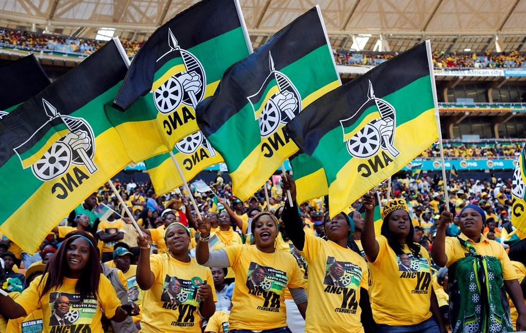 South African ANC officials discuss issue of delegates barred from leadership conference