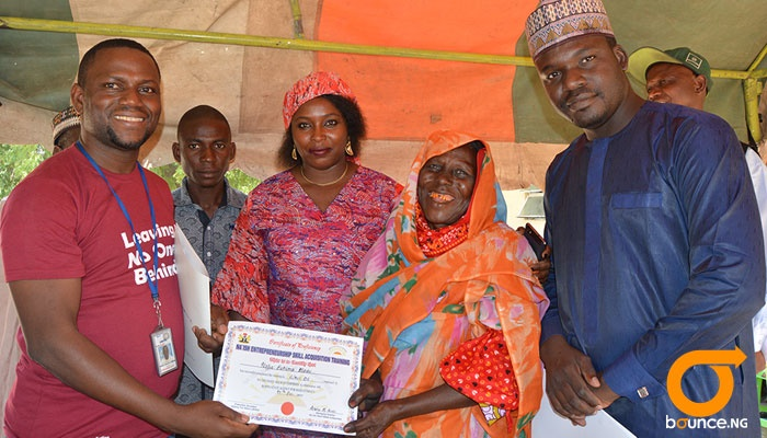 Action Aid women Empowerment programme in Borno St