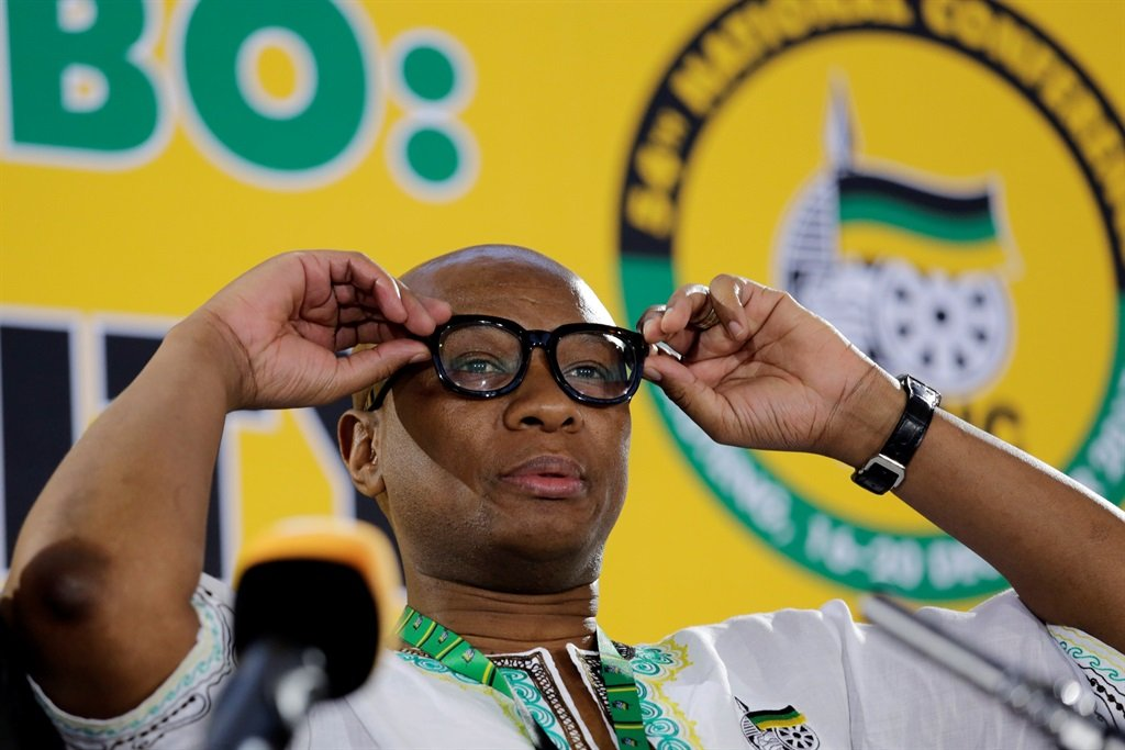 South Africa's ANC nominates candidates to replace Zuma