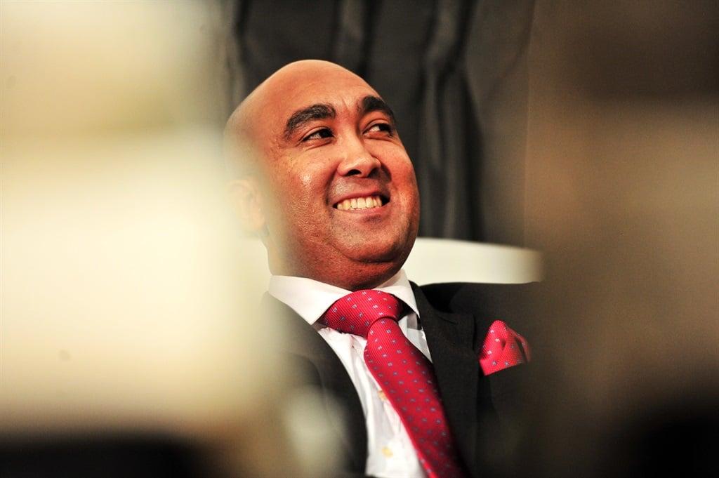Shaun Abrahams. Picture: Muntu Vilakazi/City Press