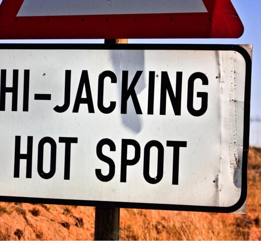 More hijackings are taking place in KZN, W Cape, but Gauteng numbers are dropping