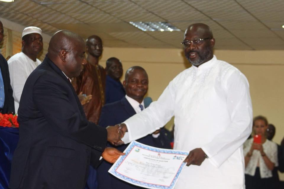 Weah-Certificate