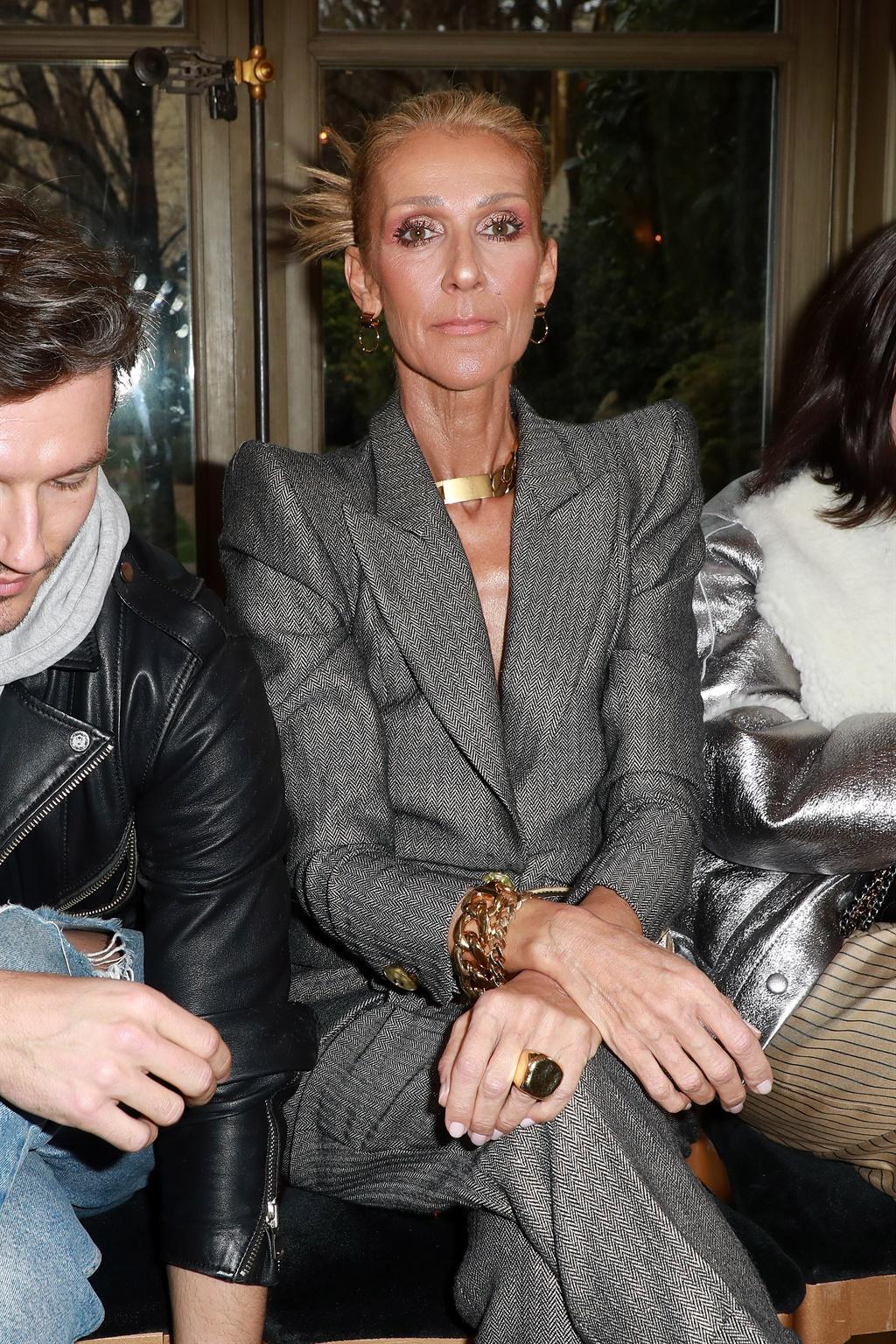 Dit gons oor Céline Dion se rietskraal lyf en bisa