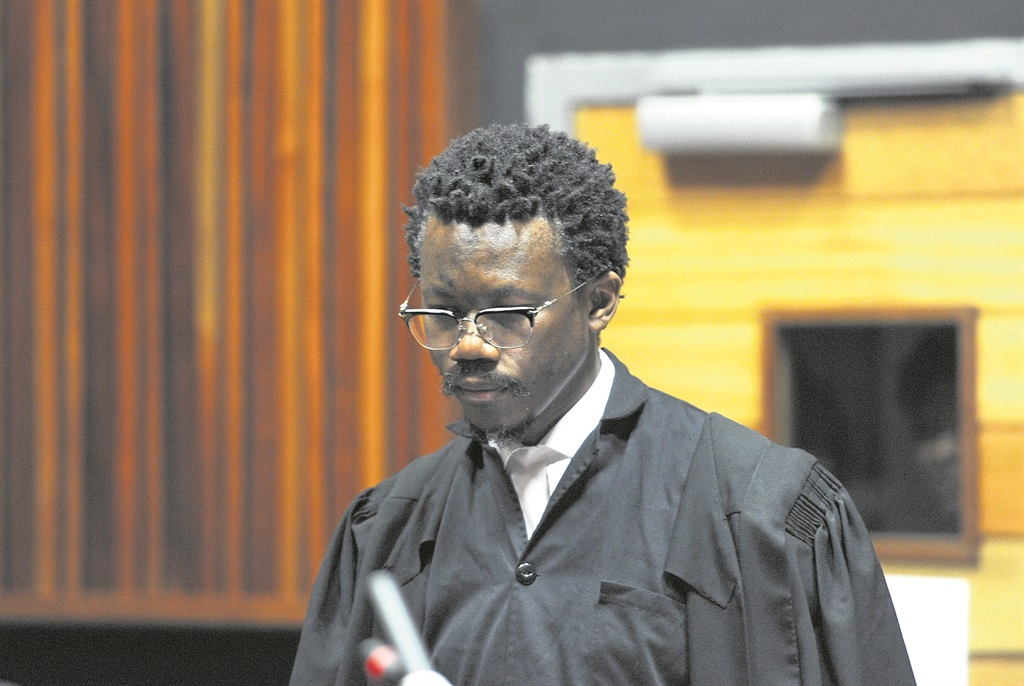 Advocate Tembeka Ngcukaitobi is known for representing the EFF in court.
