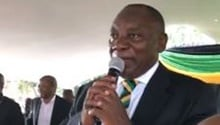 WATCH: Ramaphosa asks for 'ANC unity' ahead of party's birthday celebrations