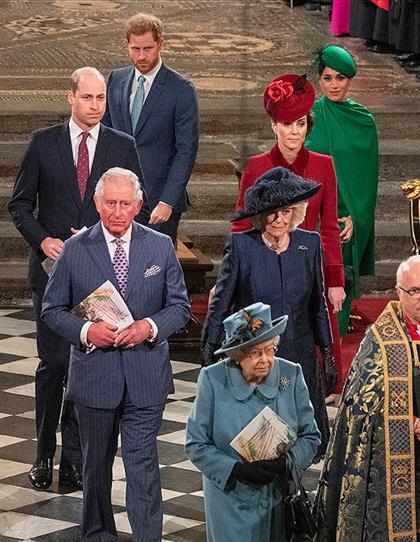 Coronavirus: Meghan forbids Harry to visit Prince Charles