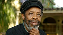 Late poet laureate Kgositsile helped shape hip hop culture