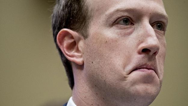 Mark Zuckerberg Photographer: Andrew Harrer/Bloomberg