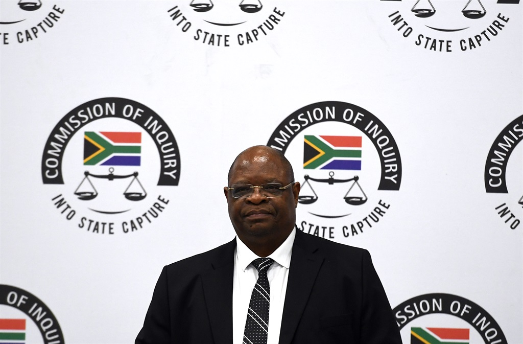 Deputy Chief Justice Raymond Zondo is chairing the commission of inquiry into state capture. Picture: Felix Dlangamandla/Netwek24/ Gallo Images