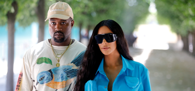 Kim &Kanye West