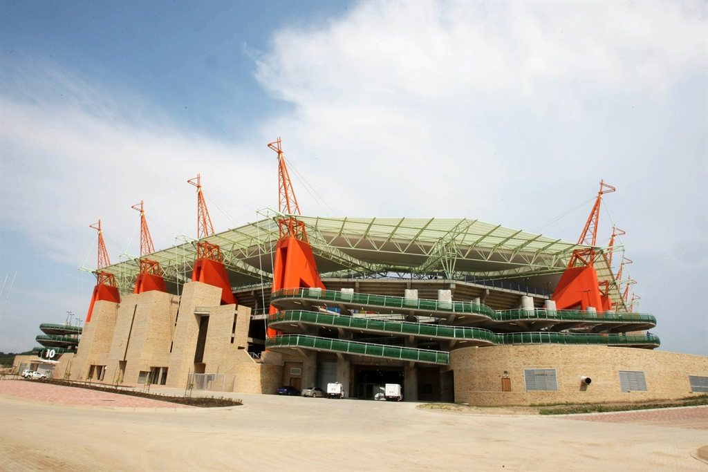 The municipality was further burdened by loans from the DBSA of R266.4 million, which was used to build the 2010 Fifa World Cup Stadium. Picture: Great Stock / Barcroft Media / Getty Images