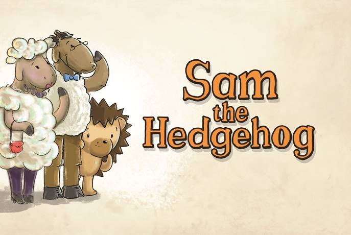 The makers of Sam The Hedgehog are currently raising funds to complete the film.