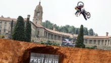 WATCH: Highlights from the Red Bull X-Fighters in Pretoria