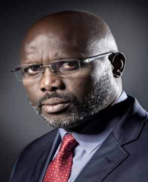 UN urges Weah's Liberia to develop freedom of expression