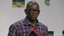 Magashule: No secret my son works for Guptas