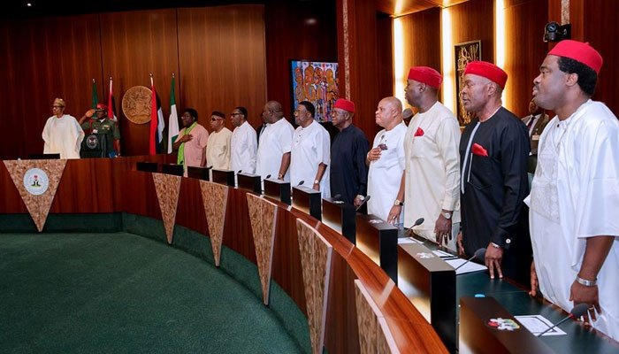 Buhari meets with APC leaders in southeast