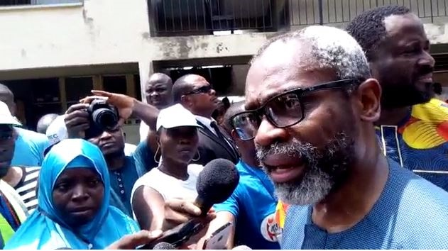 Leader, House of Reps, Femi Gbajabiamila
