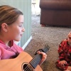 Watch what happens when this little girl sings to her brother who has Down syndrome