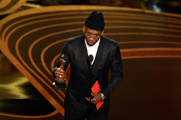 <p>Mr Ali is now a two time Oscar winner.&nbsp;</p><p></p>