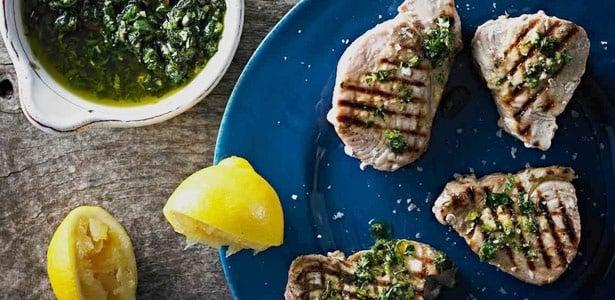 recipe, braai, fish