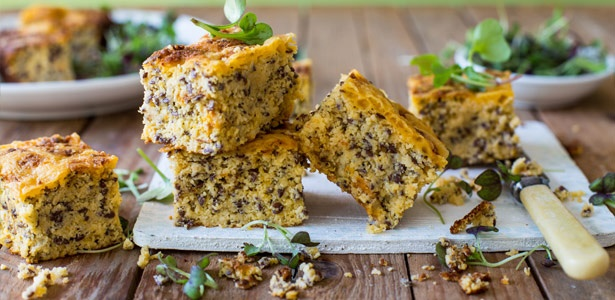 braai recipes, bread, side dishes