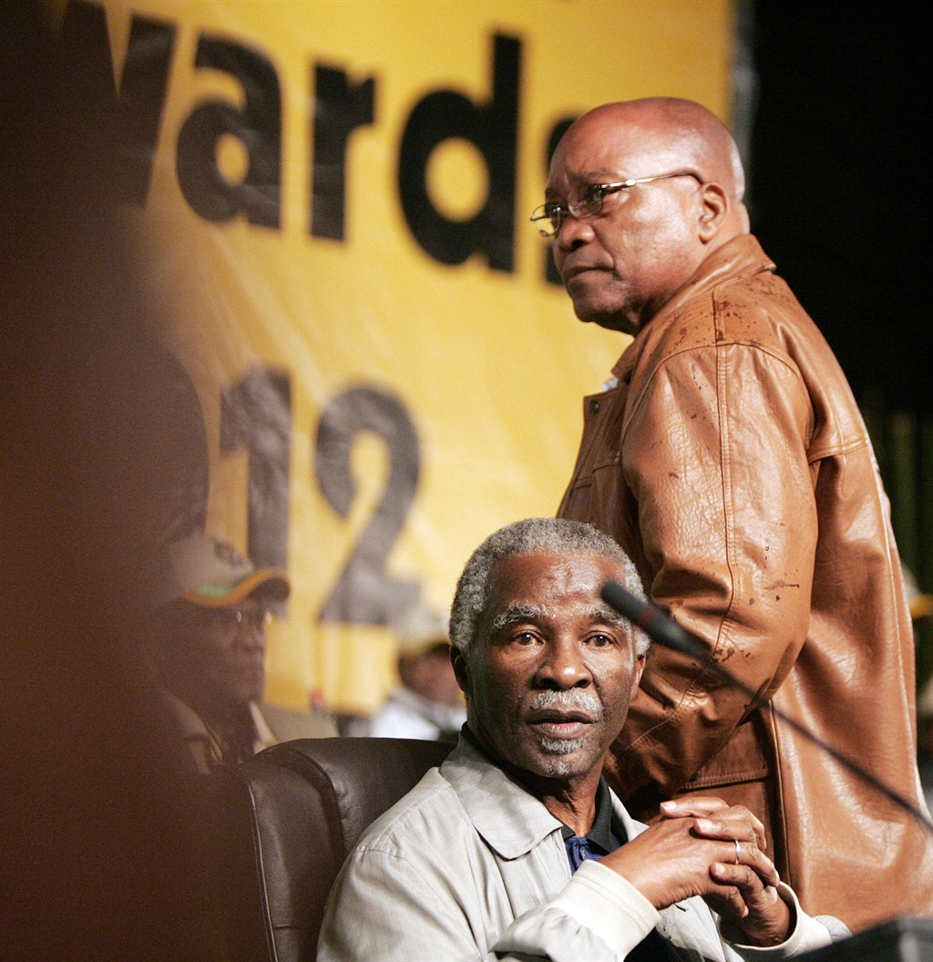 8 days in september the removal of thabo mbeki