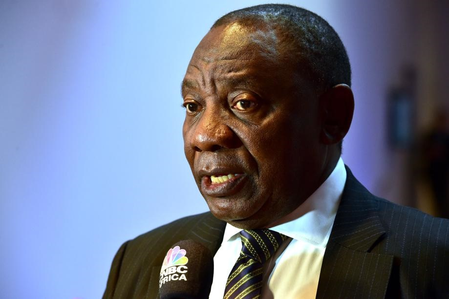 Ramaphosa: 'South Africa is open for investment'
