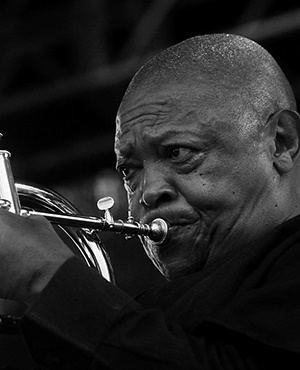 Hugh Masekela plays at the Durban Botanic Gardens. The jazzman's mortal remains will be interred, as is the way of all flesh, but his legacy will, undoubtedly, live on for generations to come. Picture: Rajesh Jantilal.