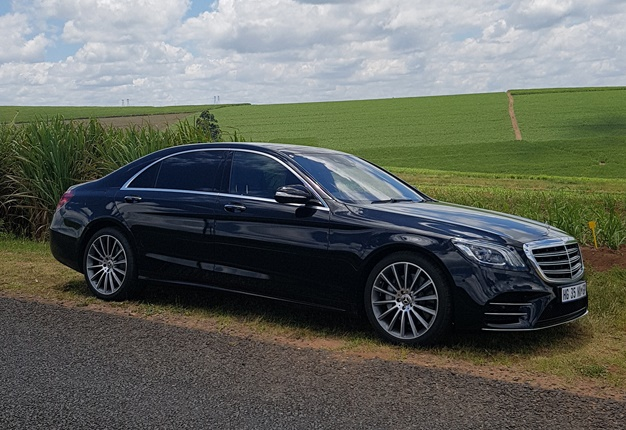 driven: mercedes' facelifted flagship s-class/maybach launched in sa