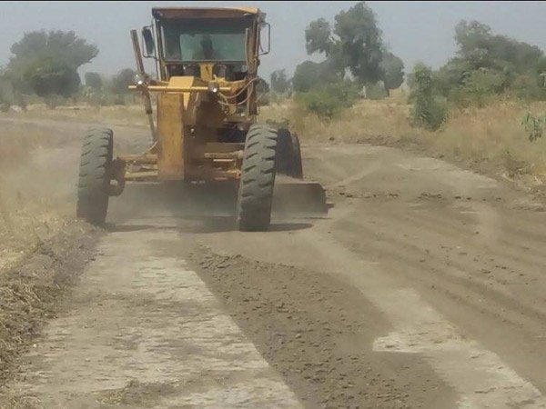 Army begins road construction in Sambisa Forest