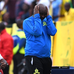 Sport24.co.za | Pitso: 'Middendorp is one of the luckiest coaches!'