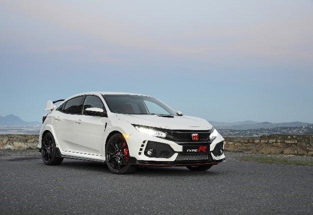 2018 Honda Civic Type R Specs >> Honda launches new Type R, Jazz Sport models in SA   Wheels24