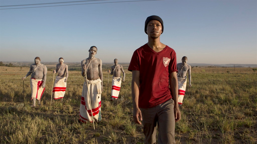 Nakhane Touré stars in Inxeba (The Wound), which opens in SA cinemas this weekend.