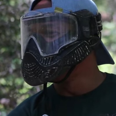Super Rugby refs go paintballing in Stellenbosch!