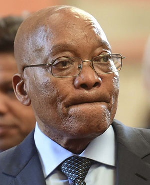 Former president Jacob Zuma. (Gallo Images)