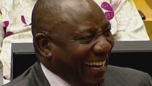 WATCH LIVE: Parliament elects Cyril Ramaphosa as SA president