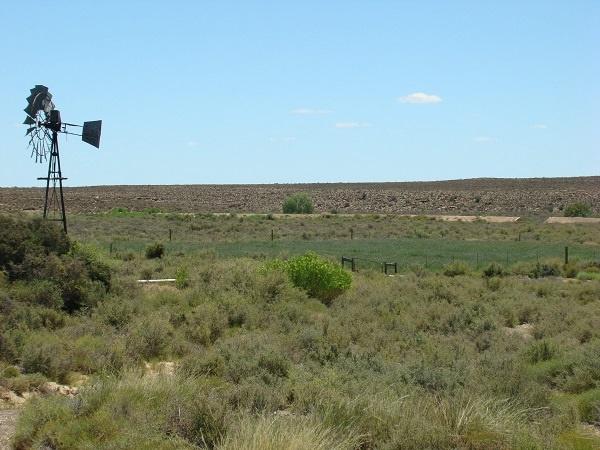 Noord-Kaap, landskap, Karoo,