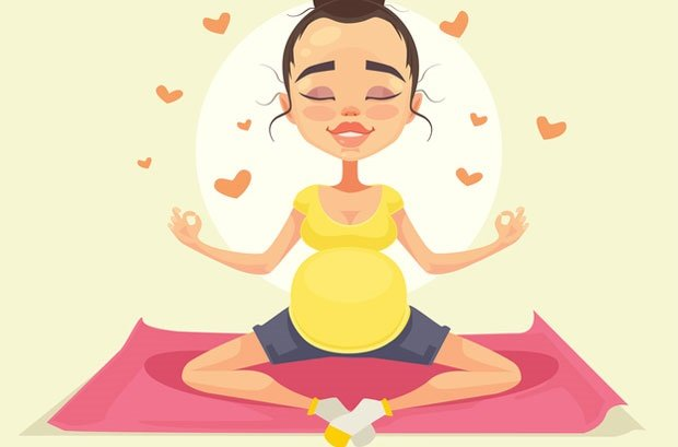 Dear Moms To Be You Need To Stress Less Parent24