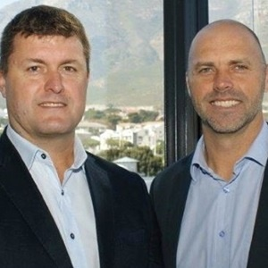 Brothers Paul (left) and Andrew Finlayson. (Supplied)