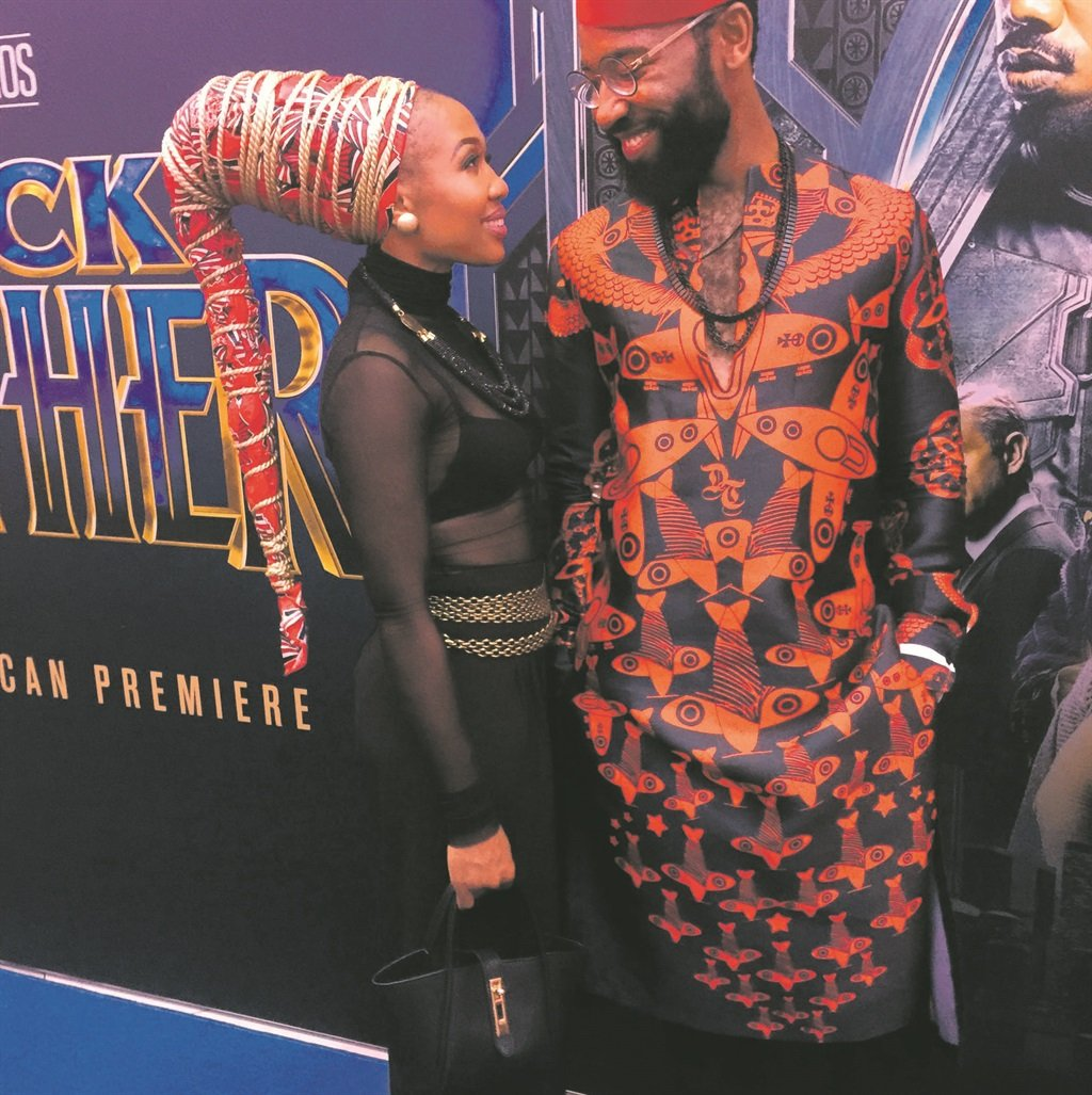 Last Night Was The Black Panther Premiere And It Was: Sizzling Fashion At Black Panther Premiere