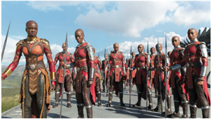 3 reasons Black Panther made me proud to be black and female